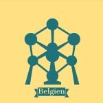 Digitale Nomadin in Belgien